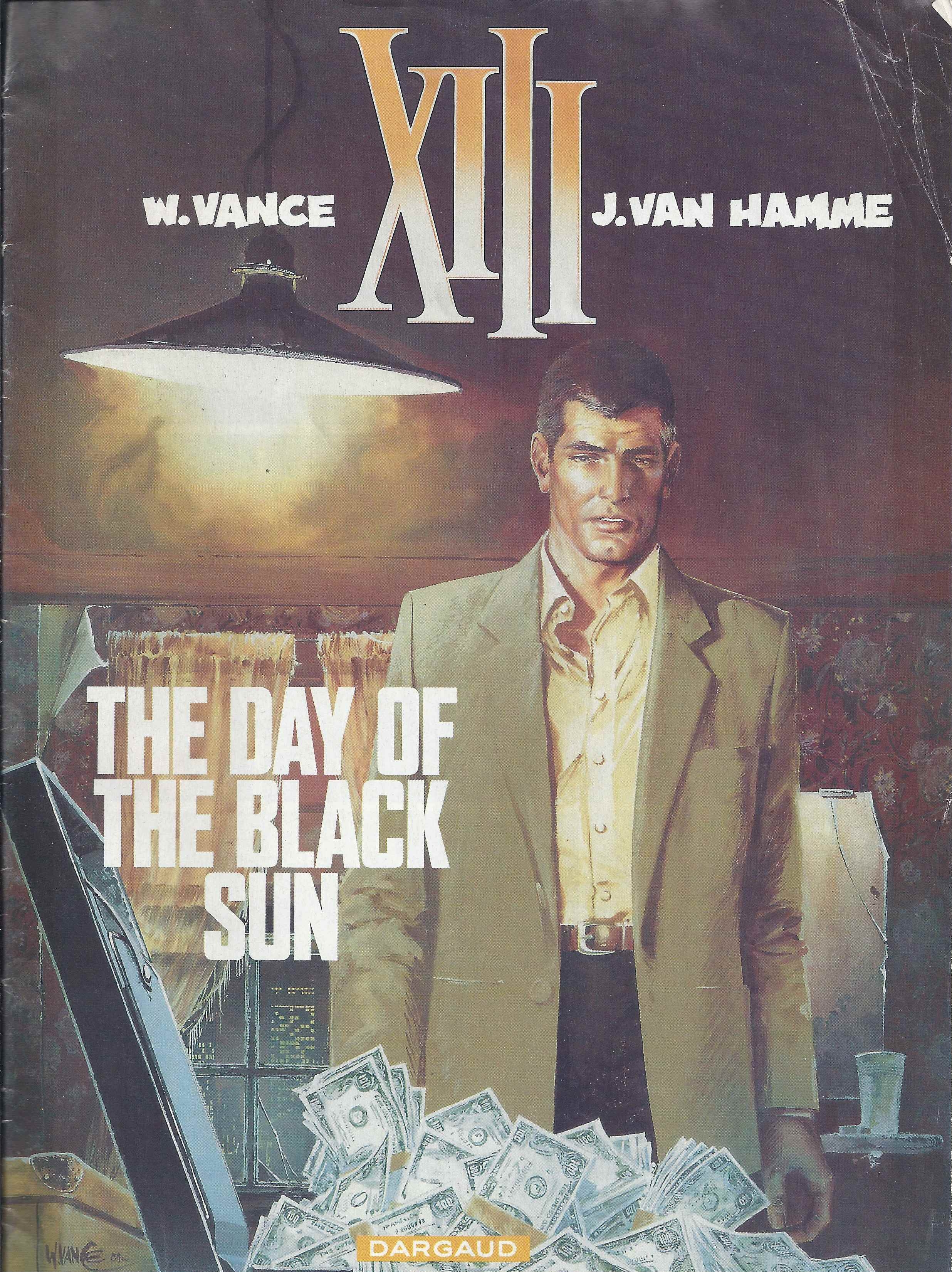 Xiii the day of the black sun w vance j van hamme 2003 dargaud 1 00 xiii xiii1984c
